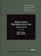 Player and Malin's Employment Discrimination Law 1st Edition 9780314267894 0314267891