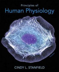 Principles of Human Physiology 5th Edition 9780321819345 0321819349