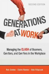 Generations at Work 2nd Edition 9780814432334 0814432336