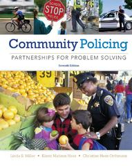Community Policing 7th Edition 9781285096674 1285096673