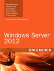 Windows Server 2012 Unleashed 1st Edition 9780672336225 0672336227