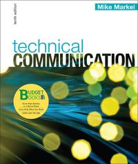 Loose-leaf Version of Technical Communication 10th edition 9781457633621 1457633620