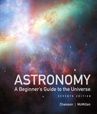 Astronomy 7th Edition 9780321815354 0321815351