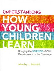 Understanding How Young Children Learn 1st Edition 9781416614227 1416614222