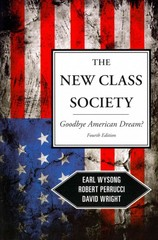 The New Class Society 4th Edition 9781442205284 1442205288