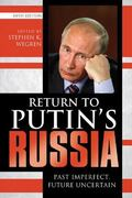 Return to Putin's Russia 5th Edition 9781442213463 1442213469