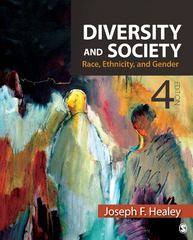 Diversity and Society 4th Edition 9781412992459 1412992451