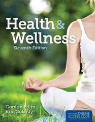 Health  &  Wellness 11th Edition 9781449687106 1449687105