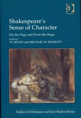 Shakespeare's Sense of Character 1st Edition 9781317056027 1317056027