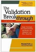 The Validation Breakthrough 3rd Edition 9781932529937 1932529934