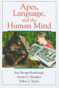 Apes, Language, and the Human Mind 1st edition 9780195109863 0195109864