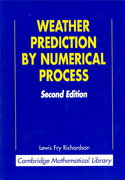 Weather Prediction by Numerical Process 2nd edition 9780521680448 0521680441