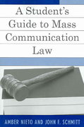 Mass Communication and Law 1st Edition 9780742538412 0742538419