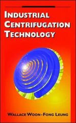 Industrial Centrifugation Technology 1st edition 9780070371910 0070371911