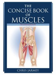 The Concise Book of Muscles, Second Edition 2nd Edition 9781556437199 1556437196