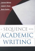 A Sequence for Academic Writing 0 9780321081339 0321081331