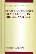 From Adolescence to Adulthood in the Vietnam Era 1st edition 9780387227863 0387227865