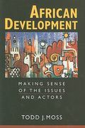 African Development 1st Edition 9781588264725 1588264726