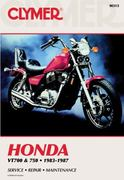 Honda VT700 and 750, 1983-1987 2nd edition 9780892874088 0892874082