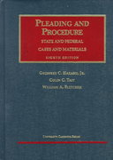 Pleading and Procedure 8th edition 9781566627450 1566627451