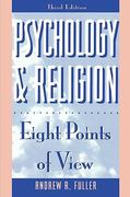 Psychology and Religion 3rd edition 9780822630364 0822630362