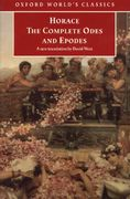 The Complete Odes and Epodes 0 9780192839428 019283942X