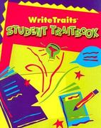 Great Source Write Traits 1st edition 9780669490367 0669490369