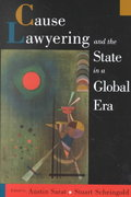 Cause Lawyering and the State in a Global Era 1st Edition 9780195141177 0195141172