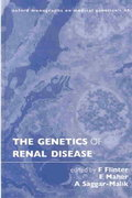 The Genetics of Renal Disease 1st edition 9780192631466 0192631462