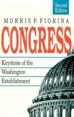 Congress 2nd Edition 9780300046403 0300046405
