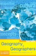 Geography & Geographers 6th edition 9780340808603 0340808608
