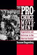 The Pro-Choice Movement 0 9780195089257 0195089251
