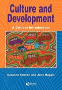 Culture and Development 1st Edition 9780631209515 0631209514