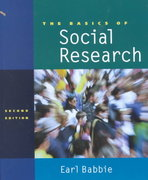 The Basics of Social Research 2nd Edition 9780534519049 0534519040