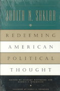 Redeeming American Political Thought 2nd edition 9780226753485 0226753484