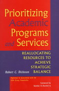 Prioritizing Academic Programs and Services 1st edition 9780787948160 0787948160