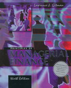 Principles of Managerial Finance 9th edition 9780321043085 0321043081