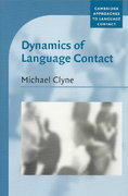 Dynamics of Language Contact 0 9780521786485 0521786487
