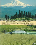 Regional Geography of the United States and Canada 2nd edition 9780134564845 0134564847
