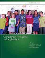 Educational Research 9th edition 9780132338776 0132338777