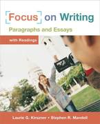 Focus on Writing 1st edition 9780312434236 0312434235
