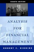 Analysis for Financial Management 4th edition 9780256135688 0256135681