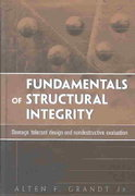 Fundamentals of Structural Integrity 1st Edition 9780471214595 0471214590
