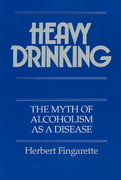 Heavy Drinking 1st Edition 9780520067547 0520067541