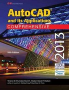 AutoCAD and Its Applications Comprehensive 2013 20th Edition 9781605259260 1605259268