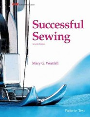 Successful Sewing 7th Edition 9781605259970 1605259977