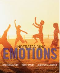 Understanding Emotions 3rd Edition 9781118473696 1118473698