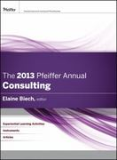 The 2013 Pfeiffer Annual 1st edition 9781118273791 1118273796