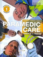 Paramedic Care 4th Edition 9780133058956 0133058956