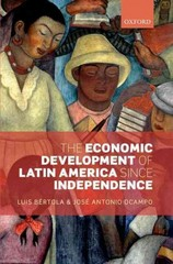 The Economic Development of Latin America since Independence 1st Edition 9780199662142 0199662142
